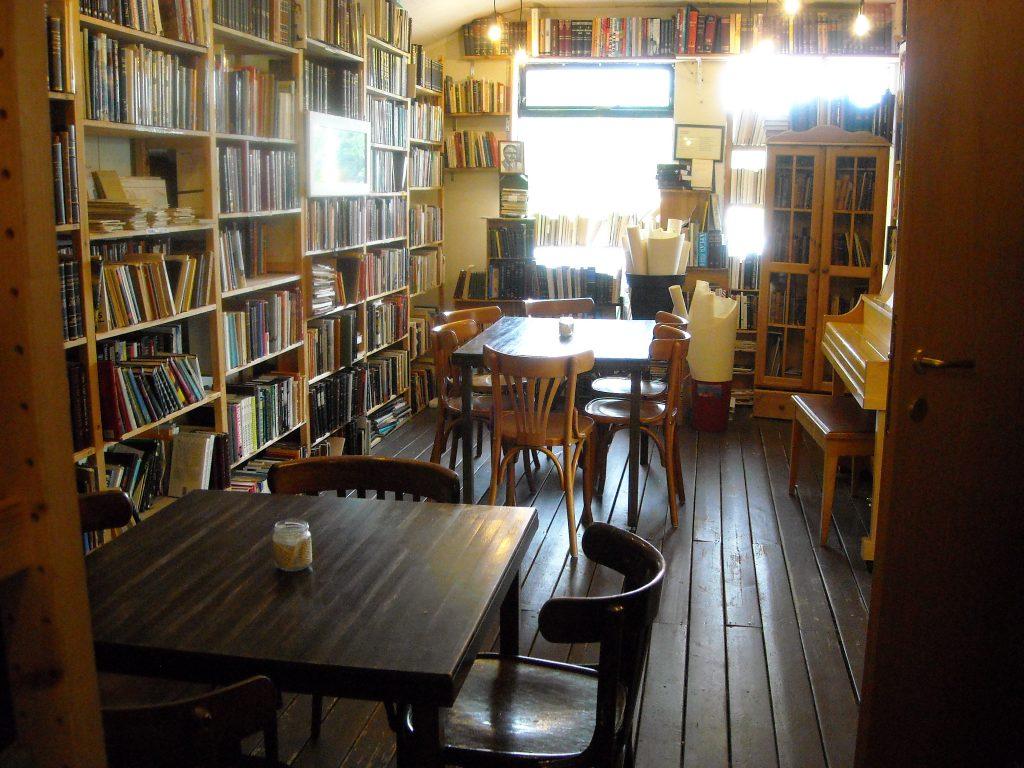 bookshop in Iceland